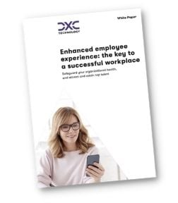 DXC - Employee experience