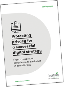 GDPR Whitepaper - Protecting privacy for a succesful digital strategy